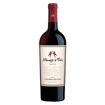 Menage a Trois Red Blend - Bottle.png