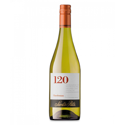Santa Rita 120 Chardonnay - Bottle.png