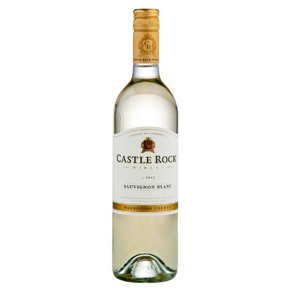 Castle Rock Sauvignon Blanc - Bottle.jpg