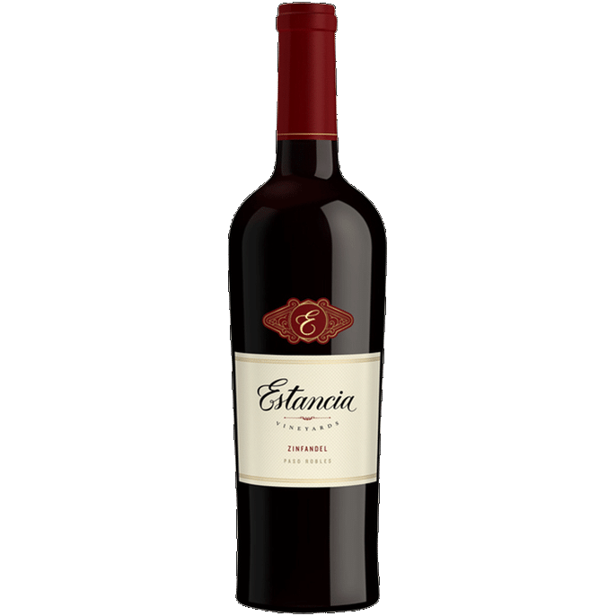 Estancia Zinfandel - Bottle.png