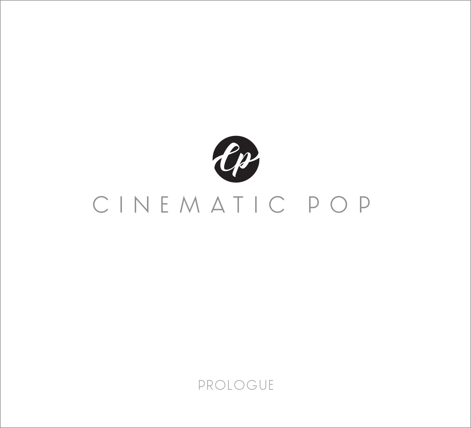 Cinematic Pop - Prologue