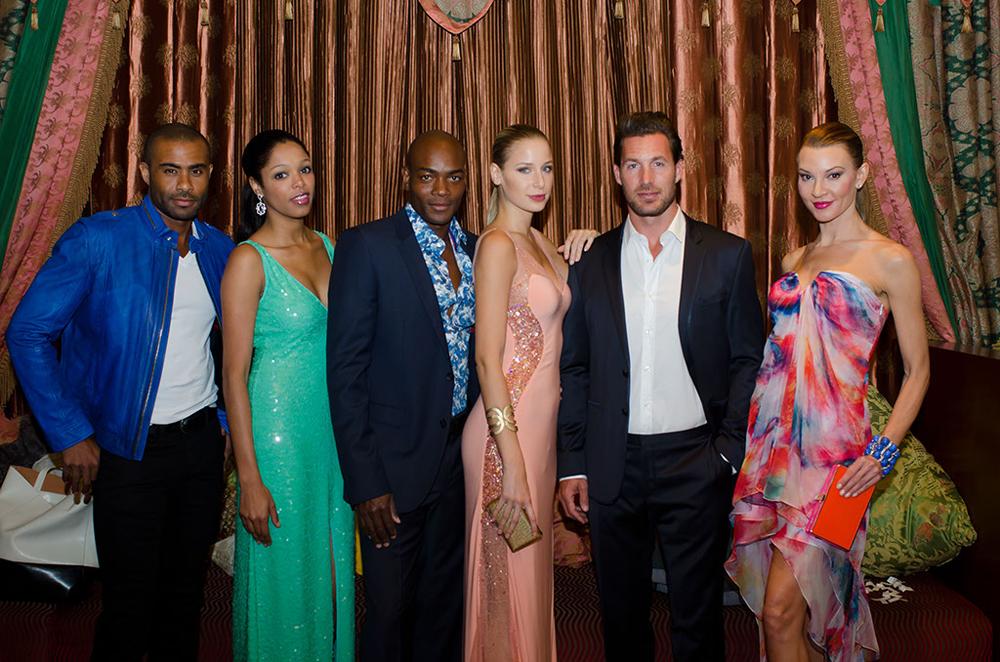 Melanie Pace: Fashion Shows
