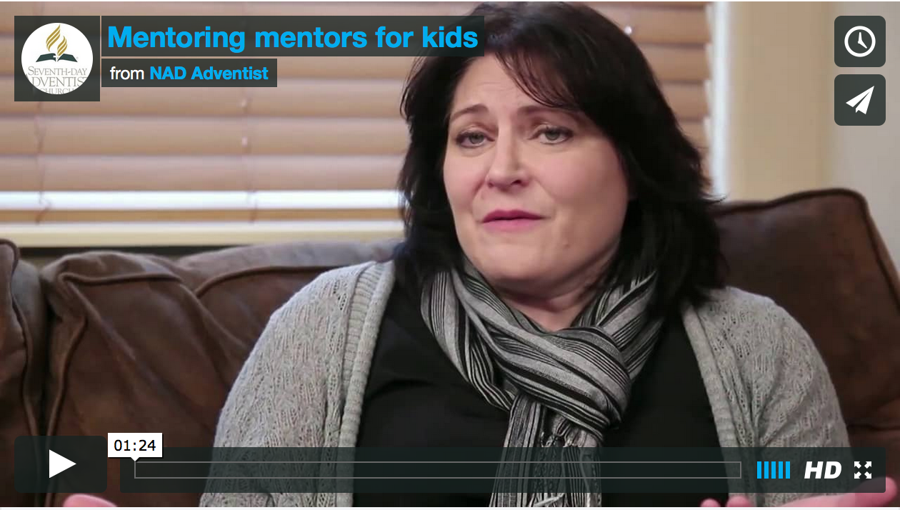 Introduction to Mentoring Ministerial Spouses