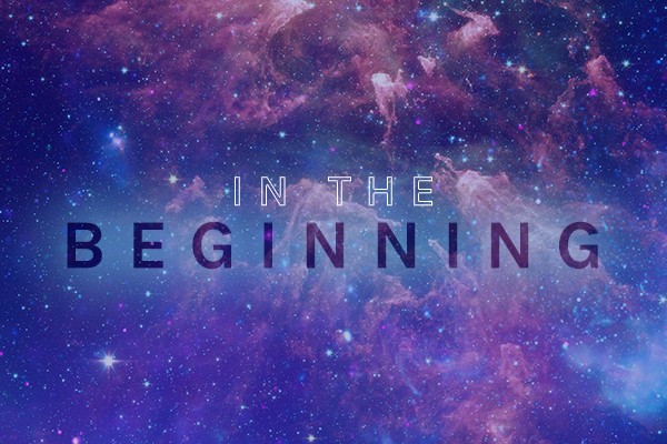 In the beginning series