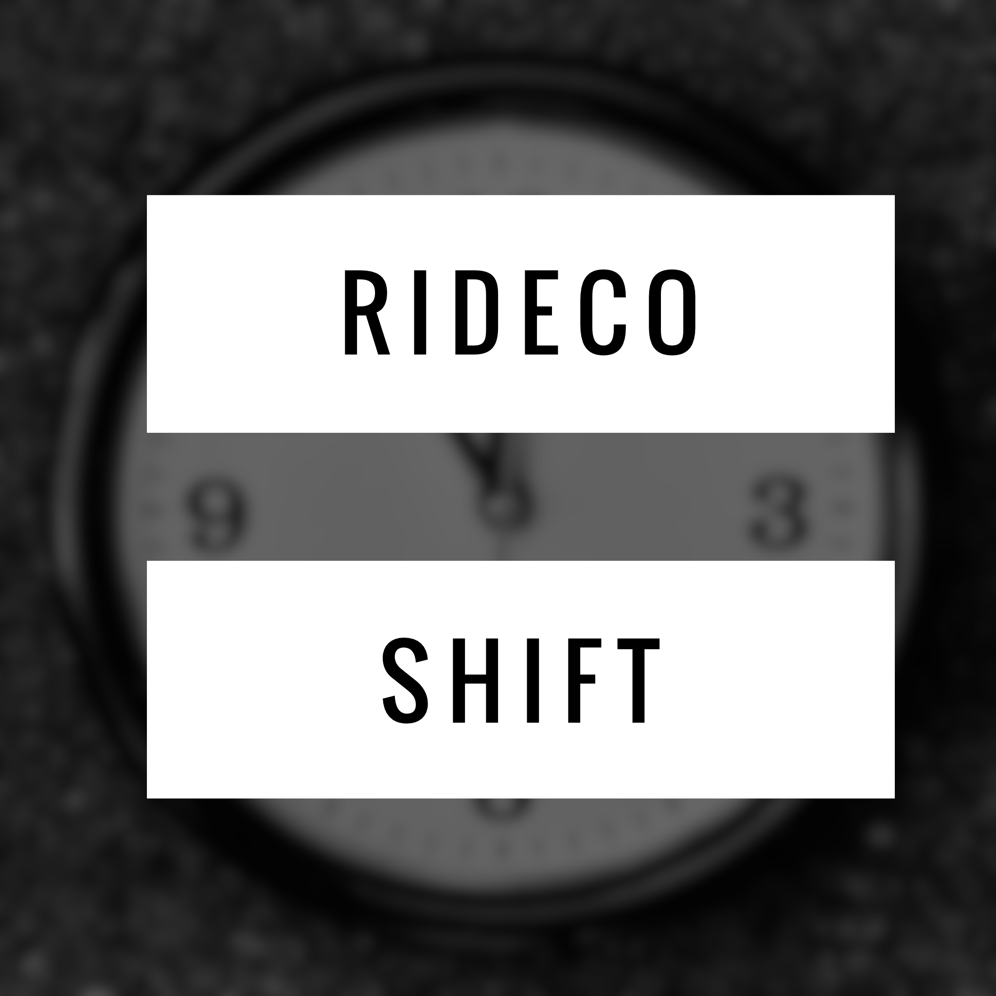 SIGN UP HERE for the RideCo Shift program. On this program you are able to pick up guaranteed minimum shifts, when available.