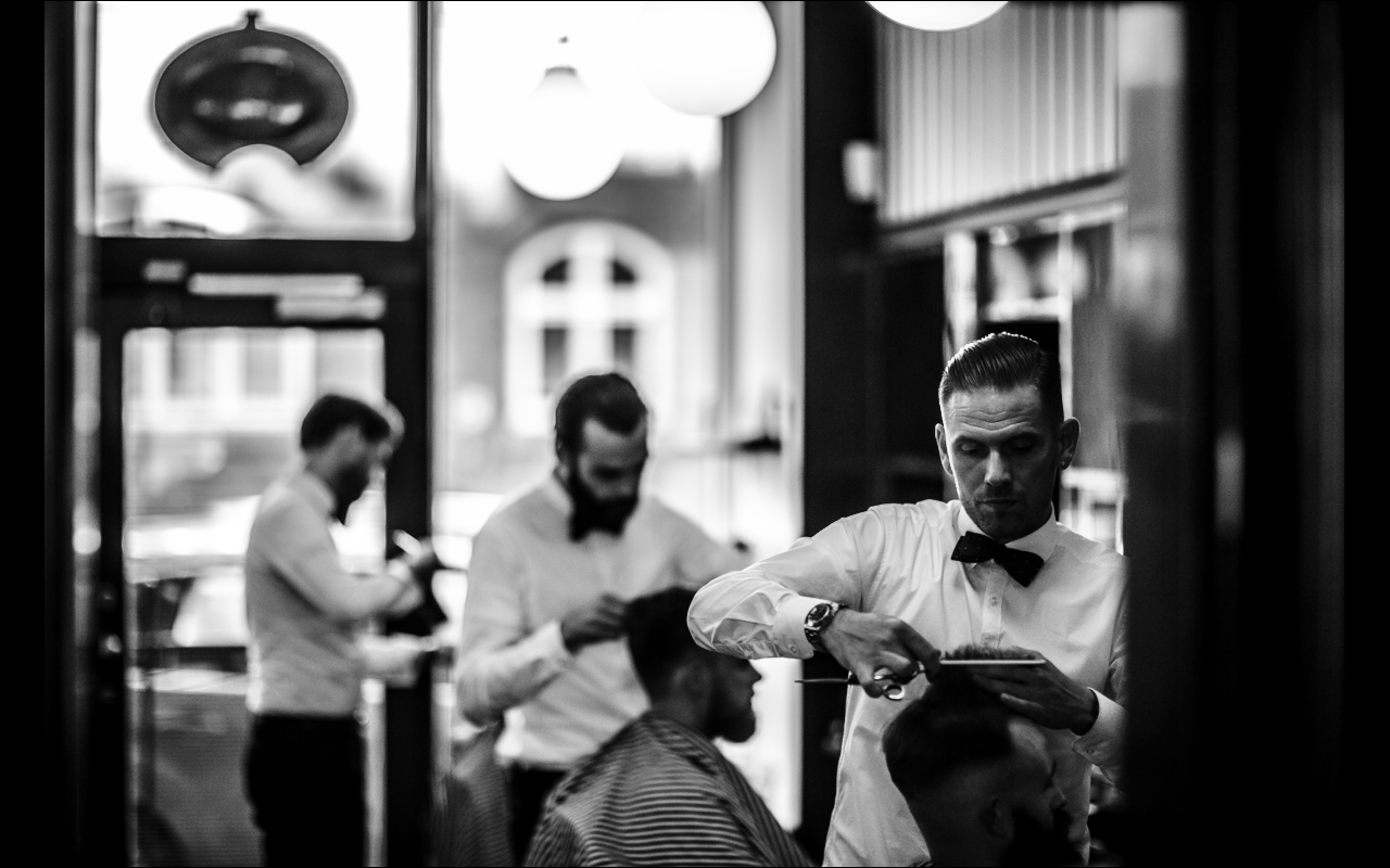 Get inspiration from the Barbershop