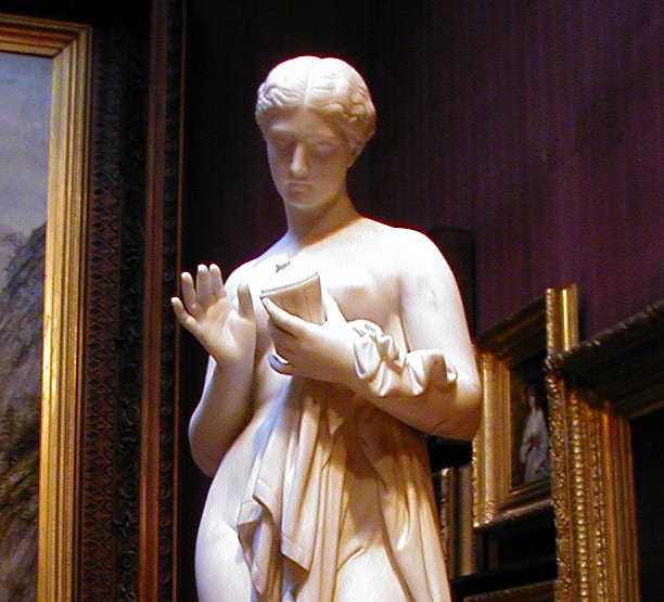 Chancey Bradley Ives' Pandora, 1875