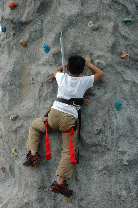 Rock Climbing with National Park Service