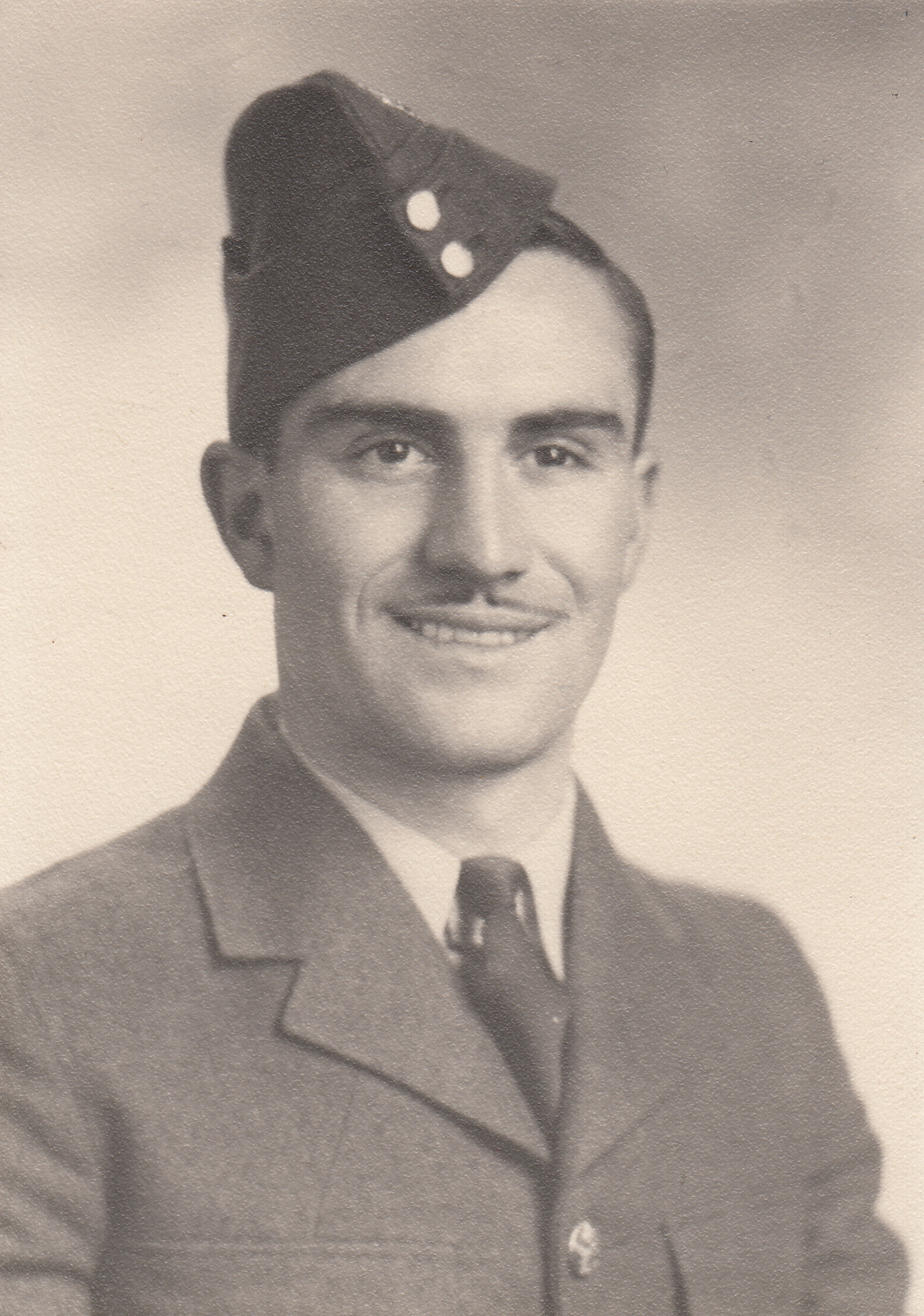 Ronald GibbinsRCAF Bomber Tailgunner, 2 European ToursWW2 - Ronald Gibbins: CXTHM002Ronny survived 2 full tours of duty in the tail position in Europe and was about to engage in a third in the Pacific theatre when his first wife threatened him with divorce. (2 was enough!) Was a part of many high-stress missions including crawling through the aircraft to assist the co-pilot in landing as all others were dead from enemy fire. In 2000 Ron was one of 5 men known alive in North America who served 2 tours in that position. Ron passed in 2002. We honour his memory and fighting spirit.