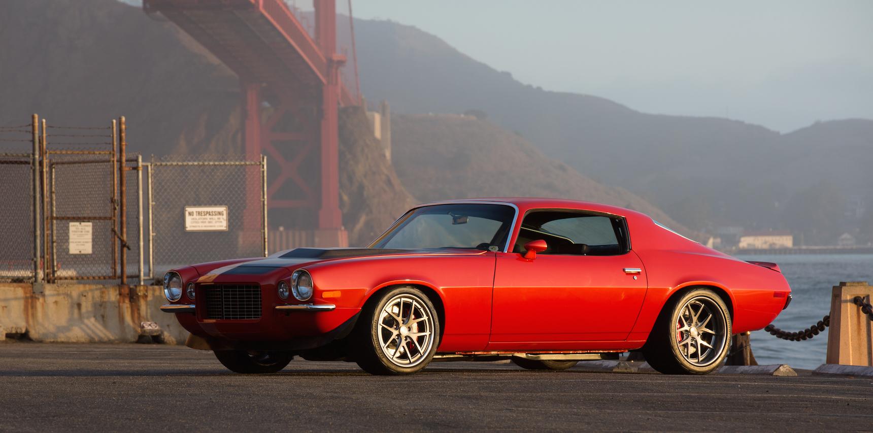 1970 Chevrolet Camaro Inferno