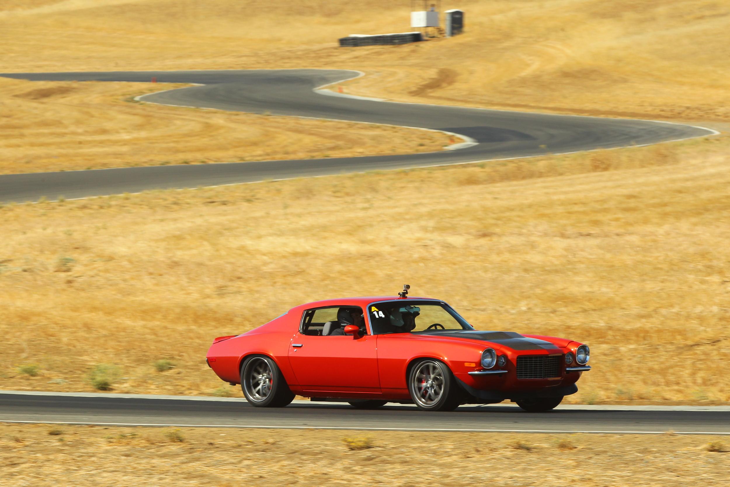 1970 Chevrolet Camaro Inferno Front