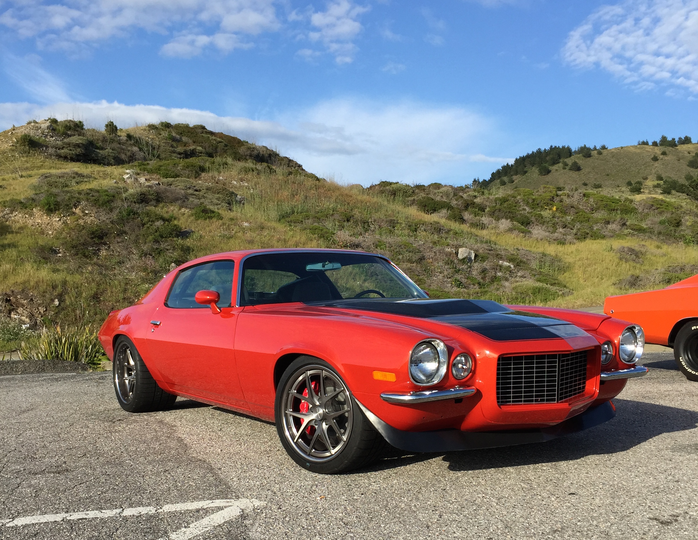 Modded 1970 Chevrolet Camaro Inferno
