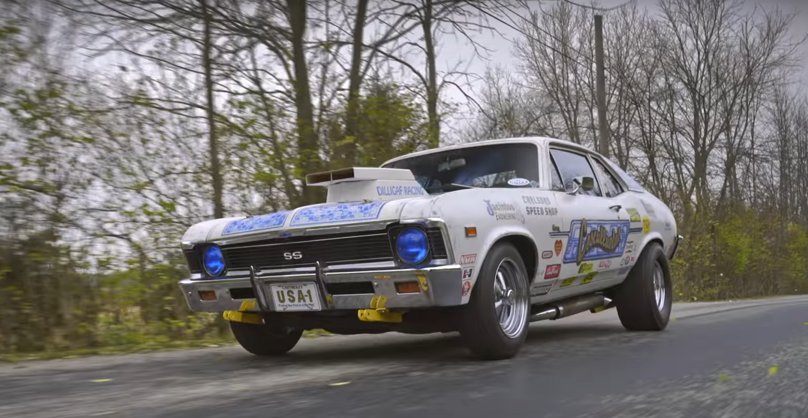 Ohio Street Freak - Ep. 4 - There is always that one experience for every budding car enthusiast that leaves an impression. For Mike Cosculluela, it was a Chevrolet Nova.