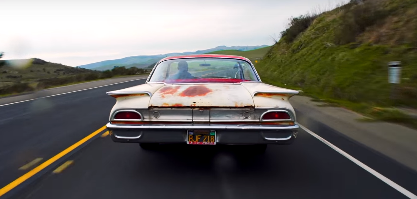 NASCAR-Inspired Ford Starliner - Ep. 6 - Owning a business that's located at Sonoma Raceway in Northern California does have its benefits, and this 1960 Ford Galaxie Starliner is a product of its environment.