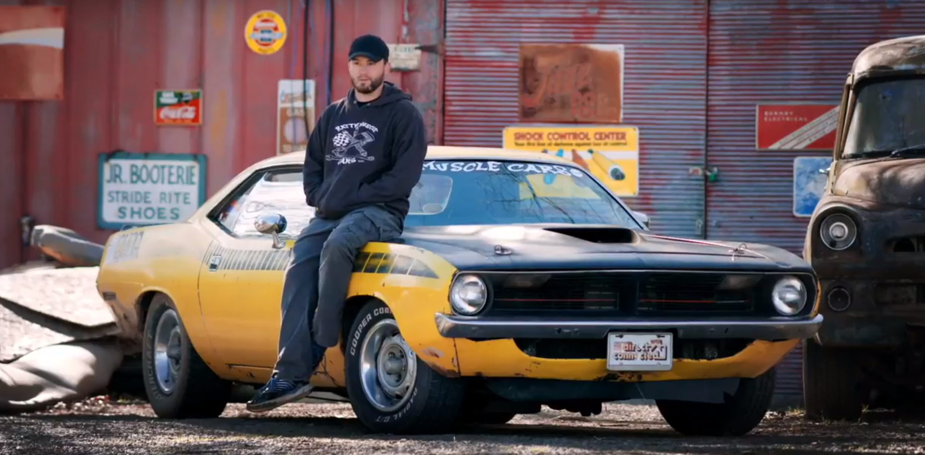 Ratty Muscle Cars Extra - Extra footage from episode 8 of The House of Muscle.