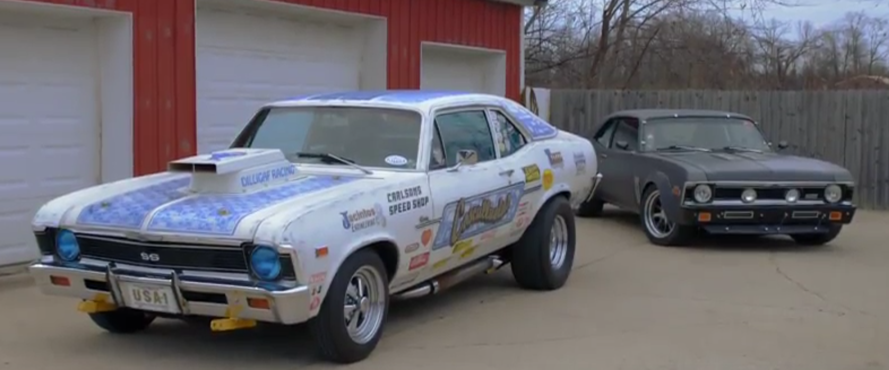 Ohio Street Freak Extra - Extra footage from episode 4 of The House of Muscle.