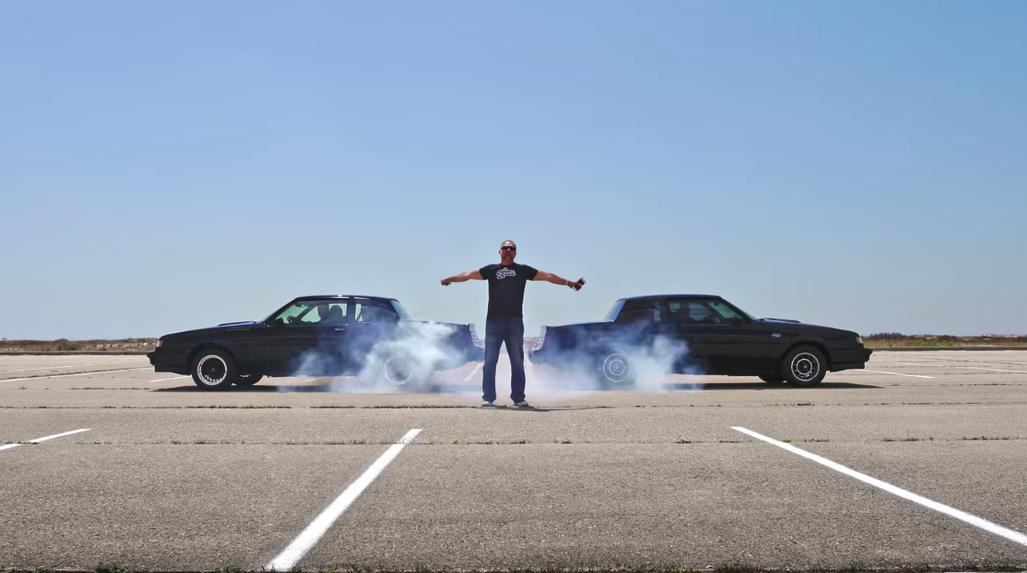 Buick Grand National & GNX - Ep. 13 - Let's face it, the 1980's was a dismal time here in the United States for performance. Choked down with emissions equipment the once proud muscle cars that roamed the streets just a decade earlier had all but vanished. Thankfully though one American manufacturer stepped up to the plate and showed the world how it was done with a pair of turbocharged V6 powered hot-rods that set the motoring press on fire. Meet the 1987 Buick Grand National and the legendary Buick GNX. Two of the baddest Buick's that ever created.