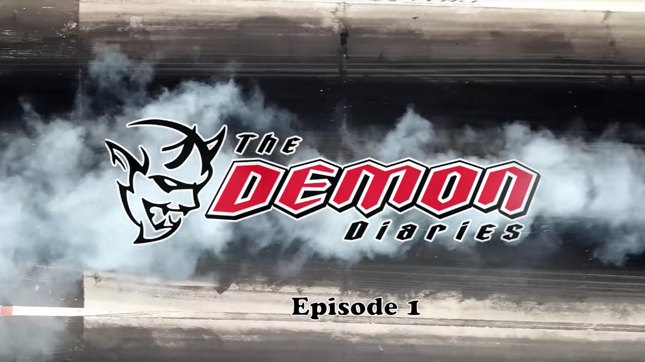 Epi. 1 - The Demon Diaries: The Unboxing - So excited to share this one with you... Being allocated a Dodge Demon felt like winning the lottery, so we want to capture and share the whole owning and running experience of this 840bhp beast. To do this, we have created a new mini-series called The Demon Diaries. Watch the full first episode here now!'