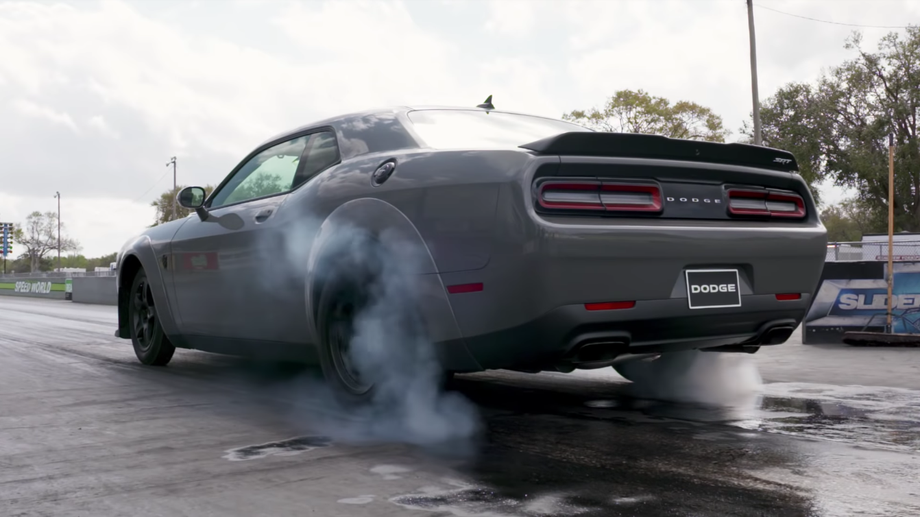 Epi 3. - TransBrake & Launch Control - Episode 3 of The Demon Diaries takes us to Orlando Speedworld with SRT Demon Development Engineer, Jim Wilder for some one-on-one instruction on how to launch the 2018 Dodge Demon down the 1/4-mile. Here we not only go through all of the Demon's launch modes and controls, but we give you step-by-step instructions on how to get the most out of your car when you're at the strip.