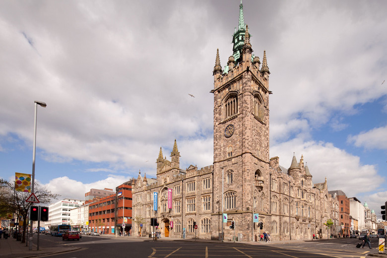 With its unique setting and superb facilities,   Assembly Buildings   is one of the finest conference and exhibition venues in the city of   Belfast  .