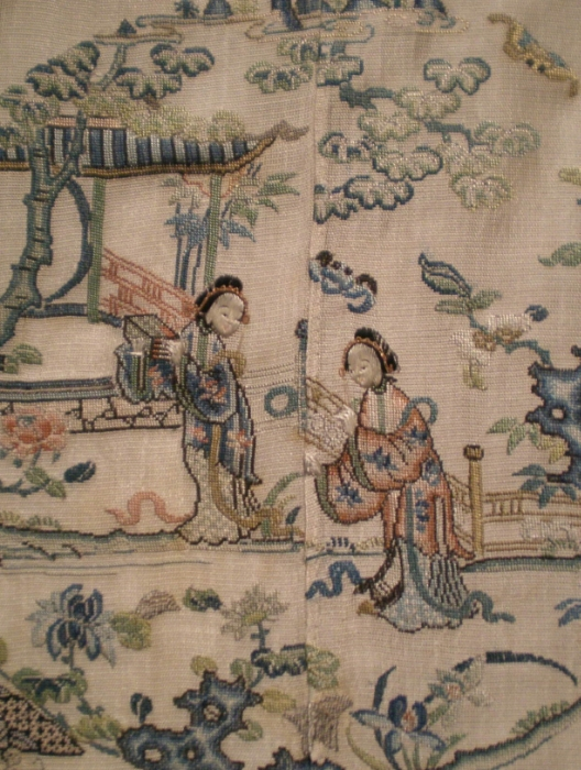 Also textile art!