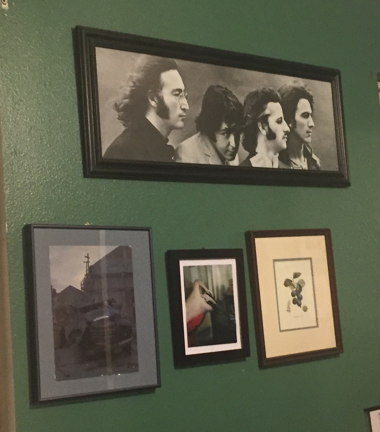 The Before: A Beatles Shrine