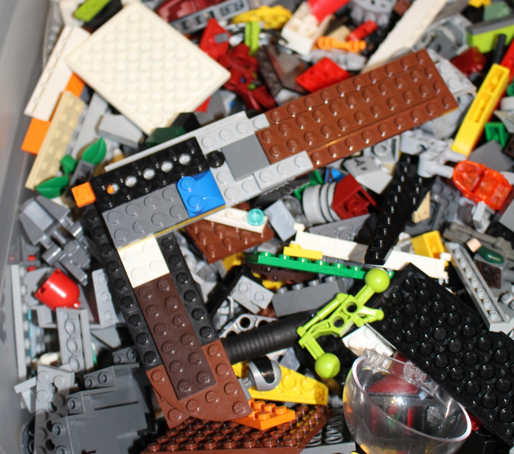 You'll have to take this gun from our cold dead hands...more Lego Security