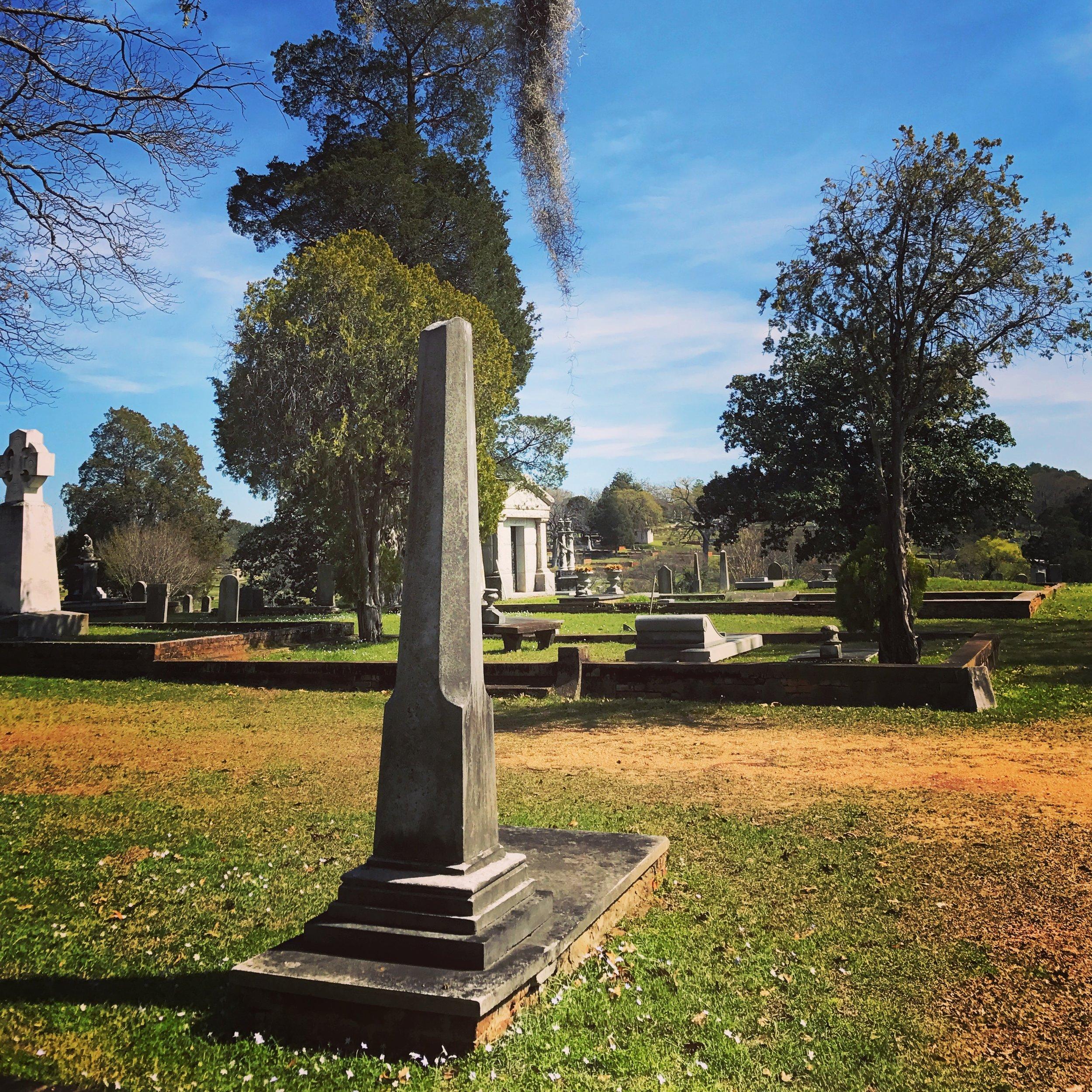 #2 Oakwood Cemetery