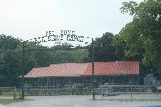 #10 Fat Boy's Bar B Que Ranch, Prattville