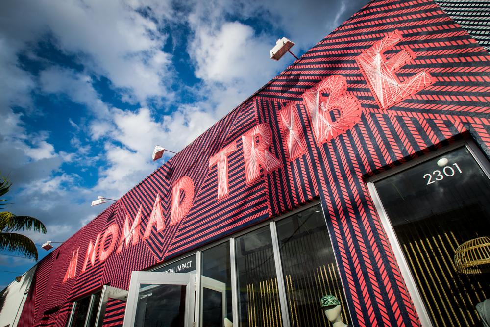 Nomad Tribe Wynwood, Miami p hoto by Victoria Caruso blog