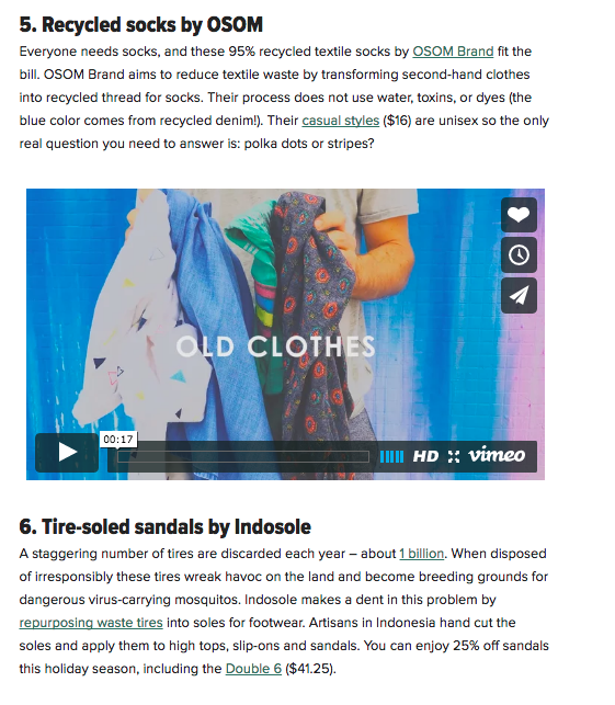 Osom Brand Featured on The Huffington Post