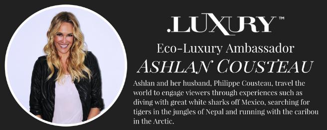 Ashlan Cousteau Osom Brand  Discover Luxury