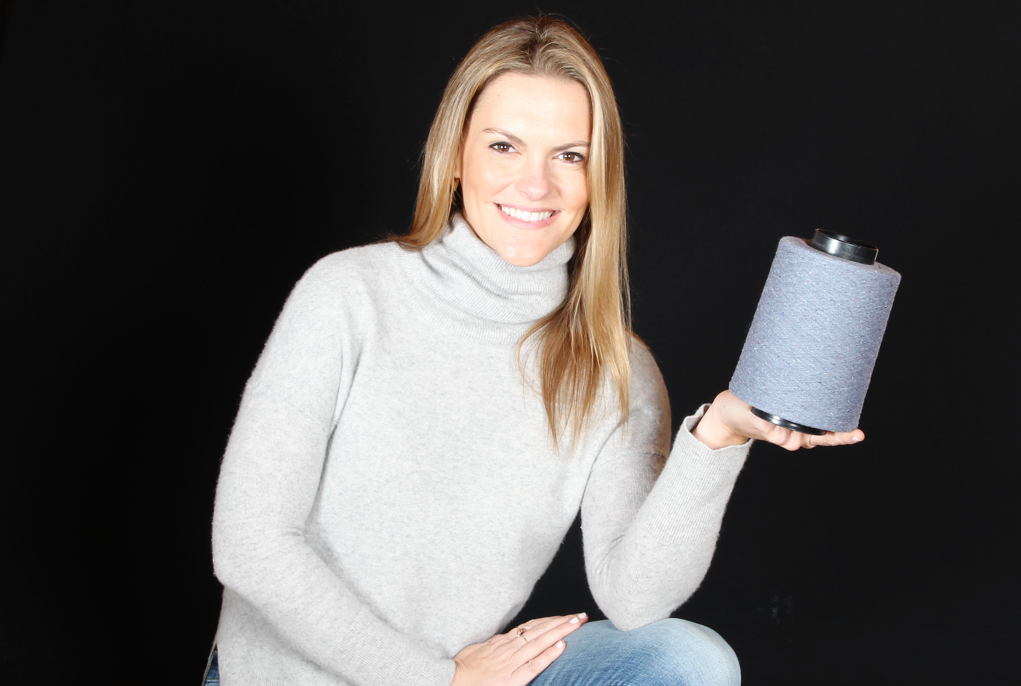 Turning waste into treasure - Patricia Ermecheo CEO & Founder of Osom Brand and OSOMTEX is disrupting the Fashion Industry with her patent pending upcycled yarns made from discarded clothing.Read Patricia's FORBES feature here