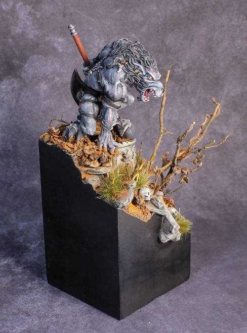 Jason Roy Ford Large Figure Bronze