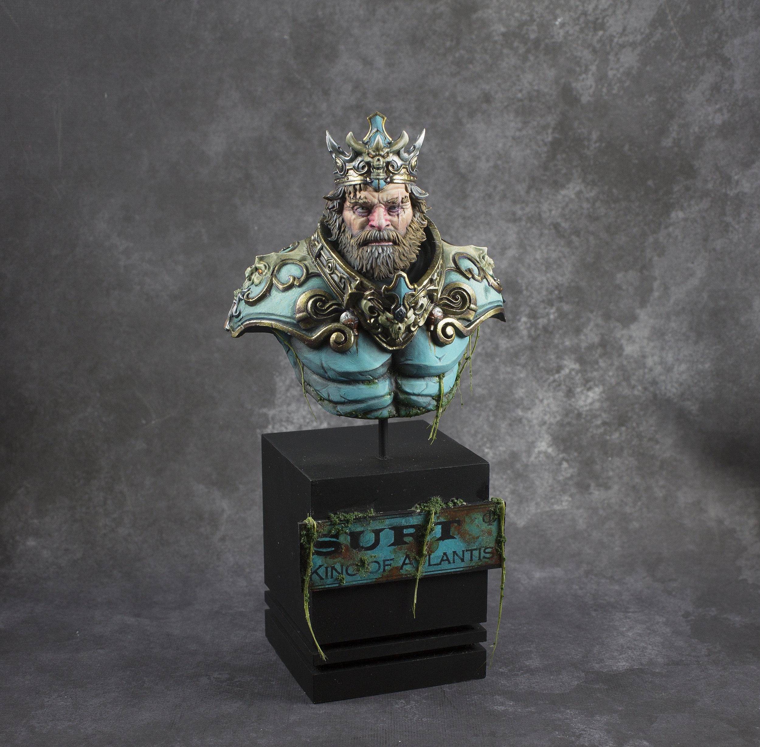 Surt, King of Atlantis