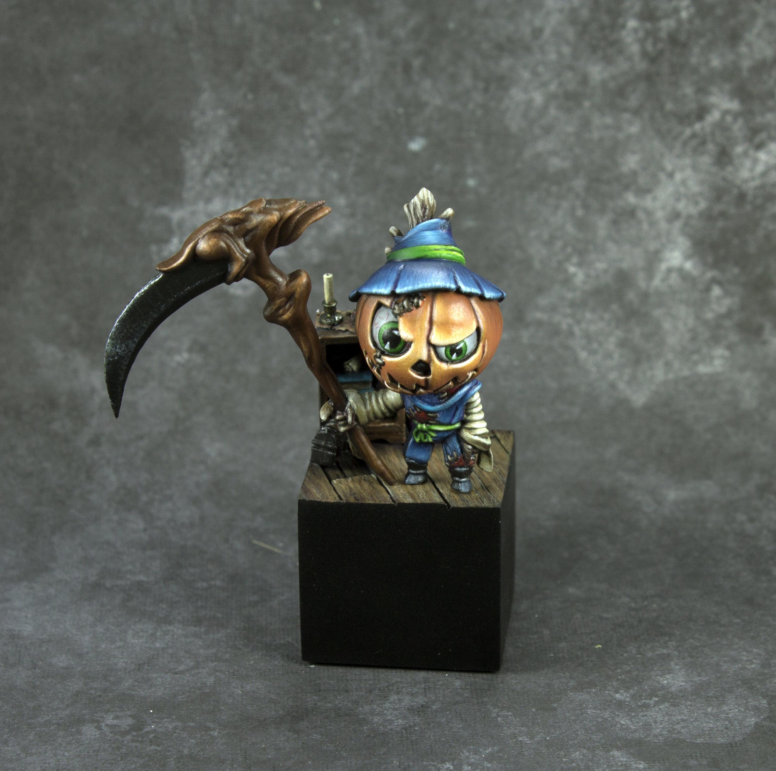 Scarecrow Chibi