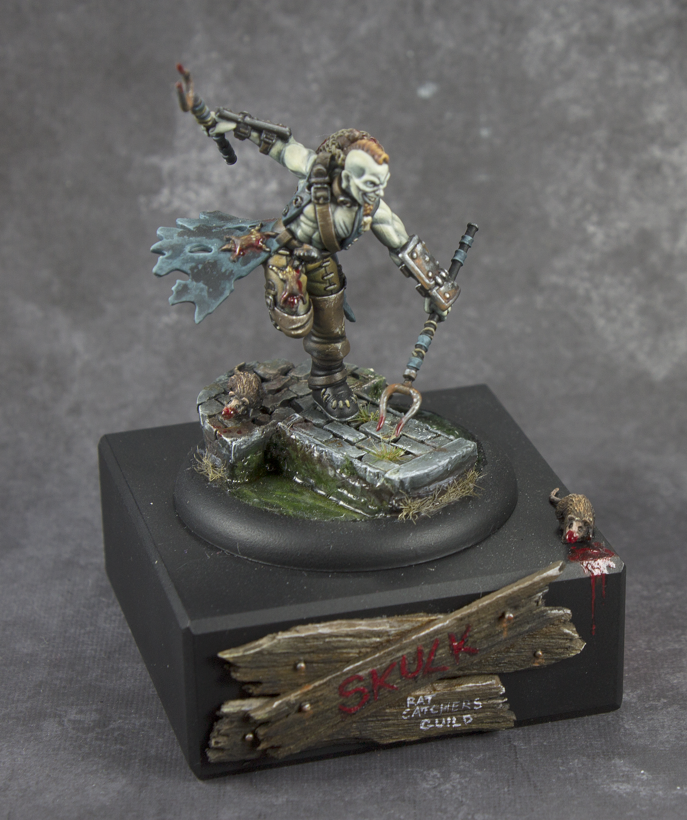 Skulk from the Ratcatcher Guild