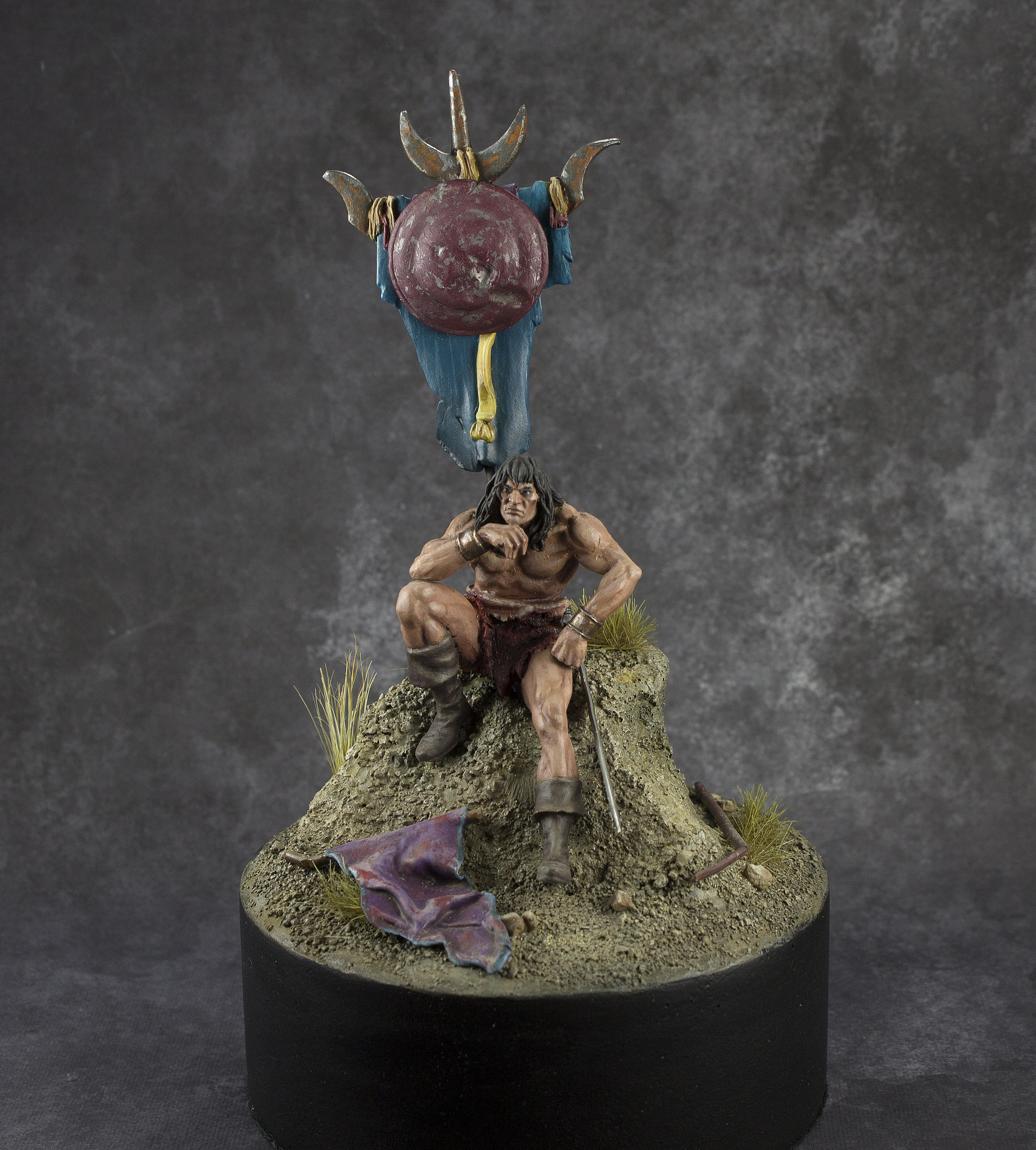 The Cimmeran King