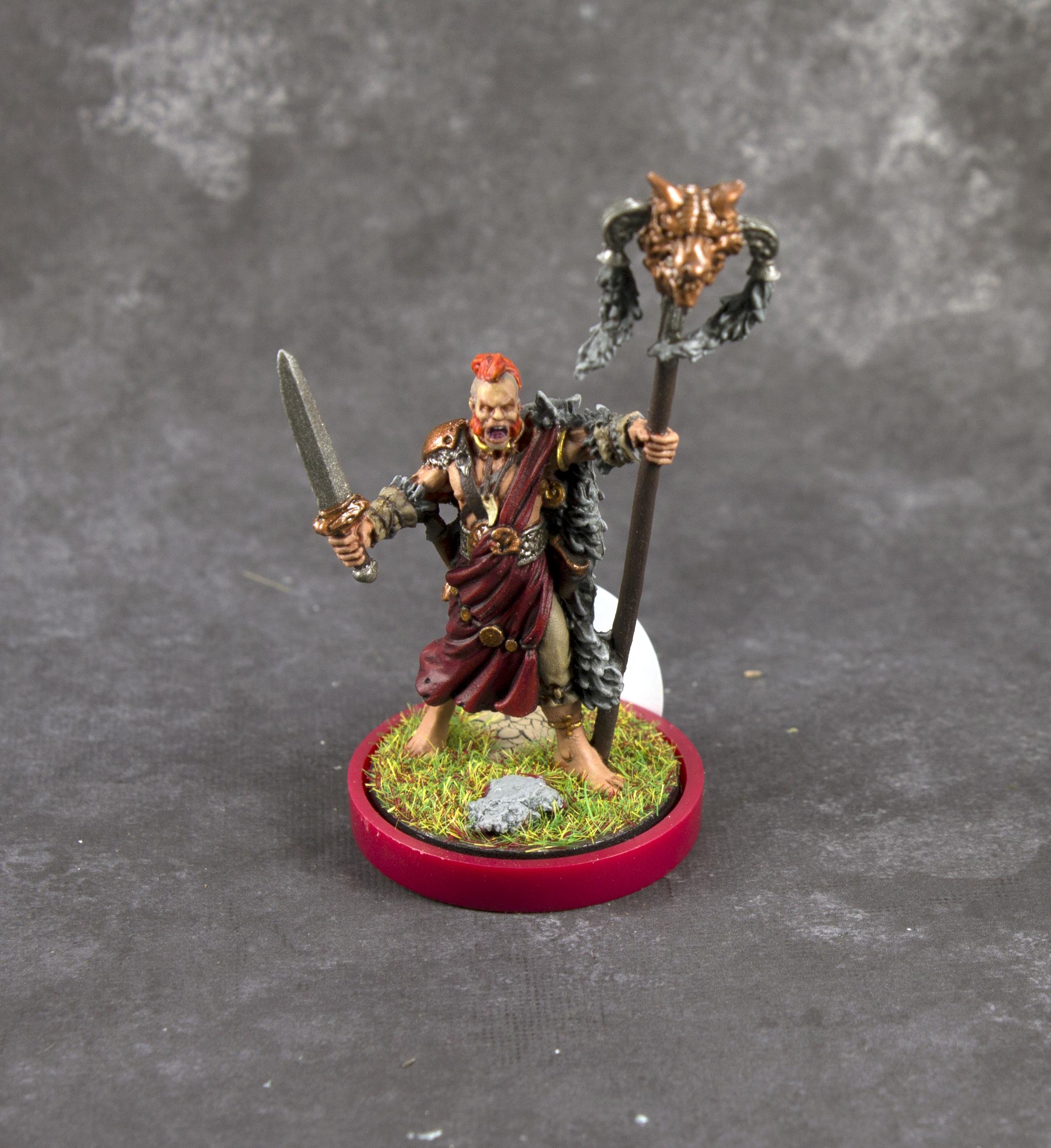 Wolf Clan Leader