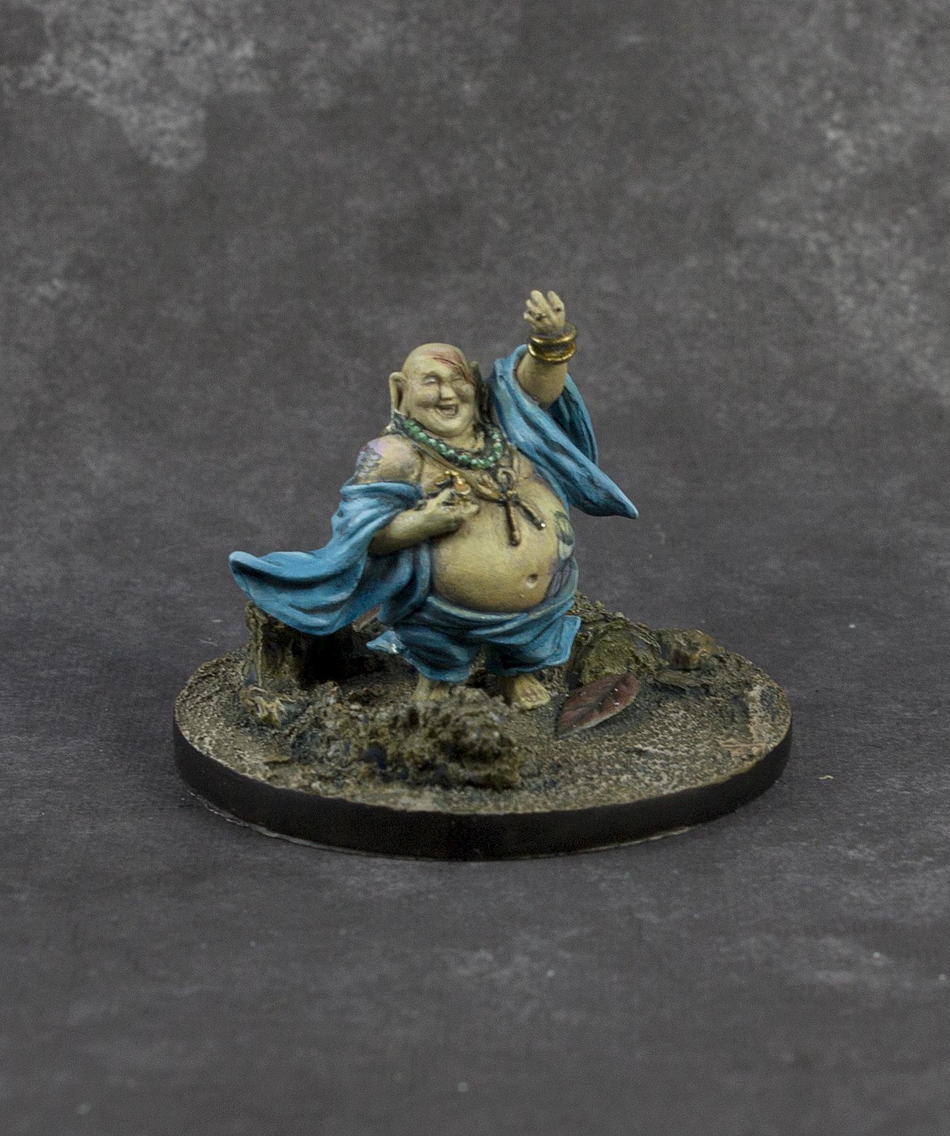 Bushido Monk
