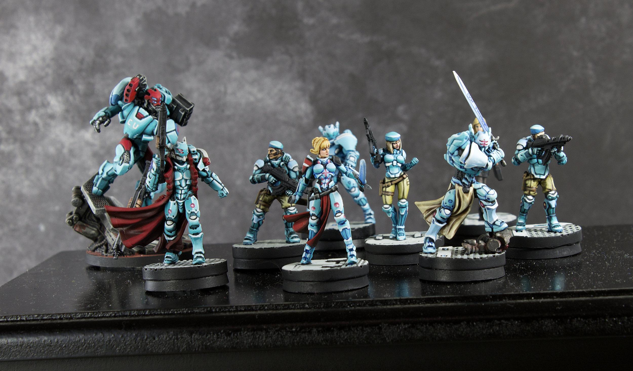 Infinity Squad