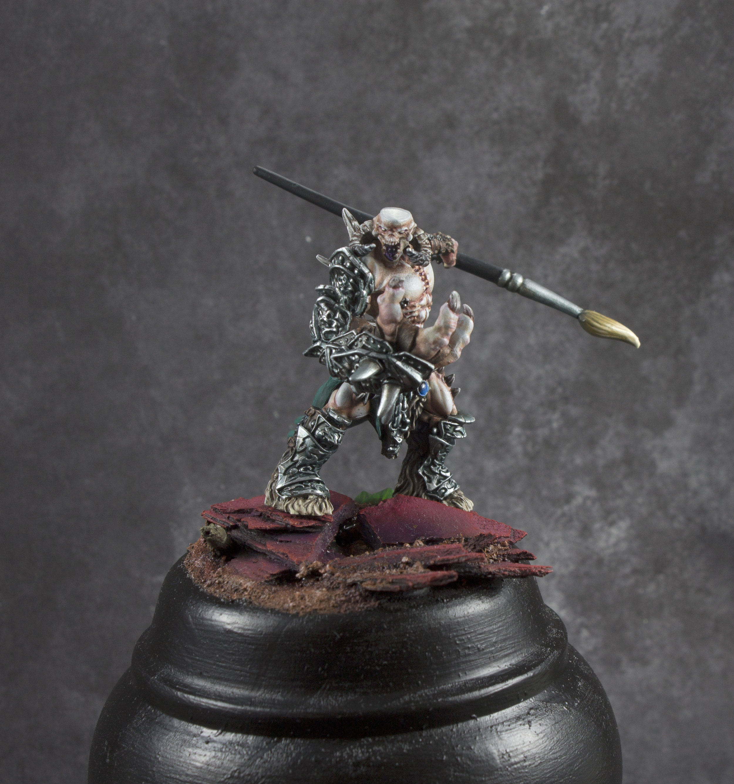 Thagrosh the Painter