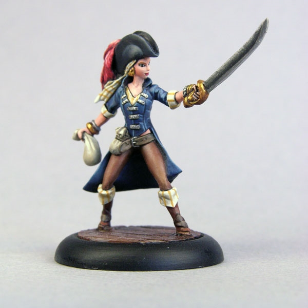 Meghan the Pirate