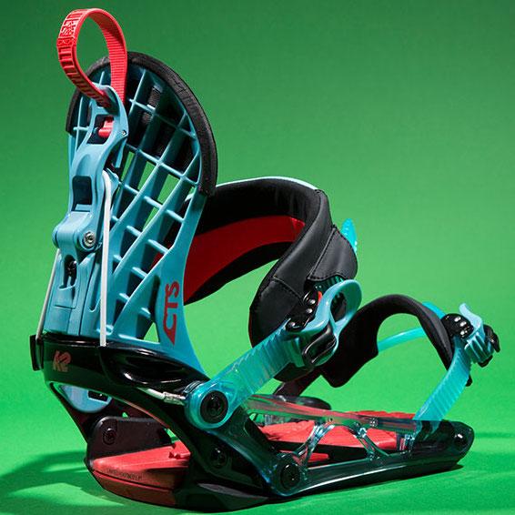 K2 Snowboard Boots + Bindings