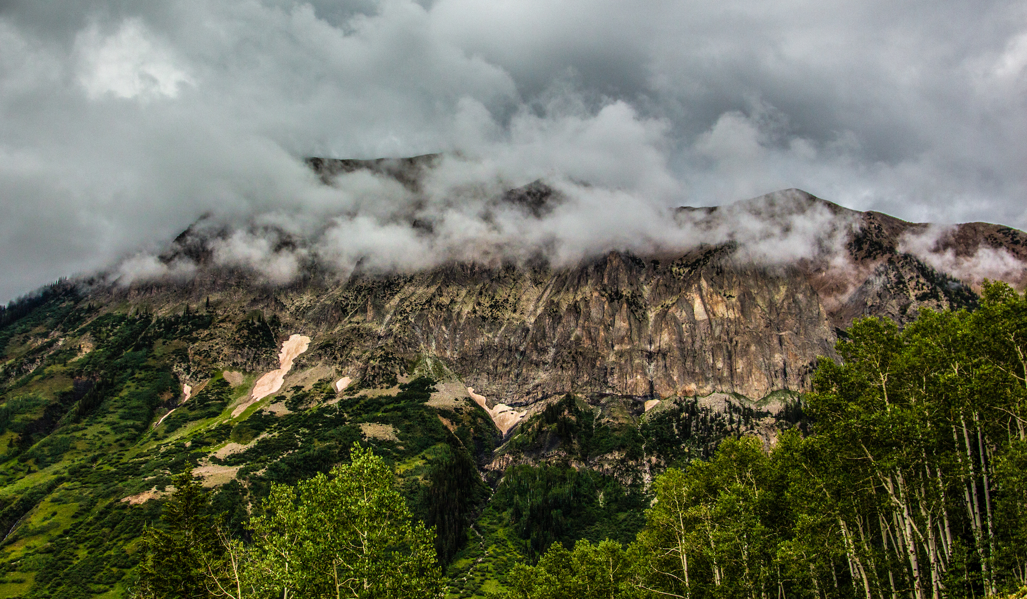 Gothic Mountain, Gothic Colorado