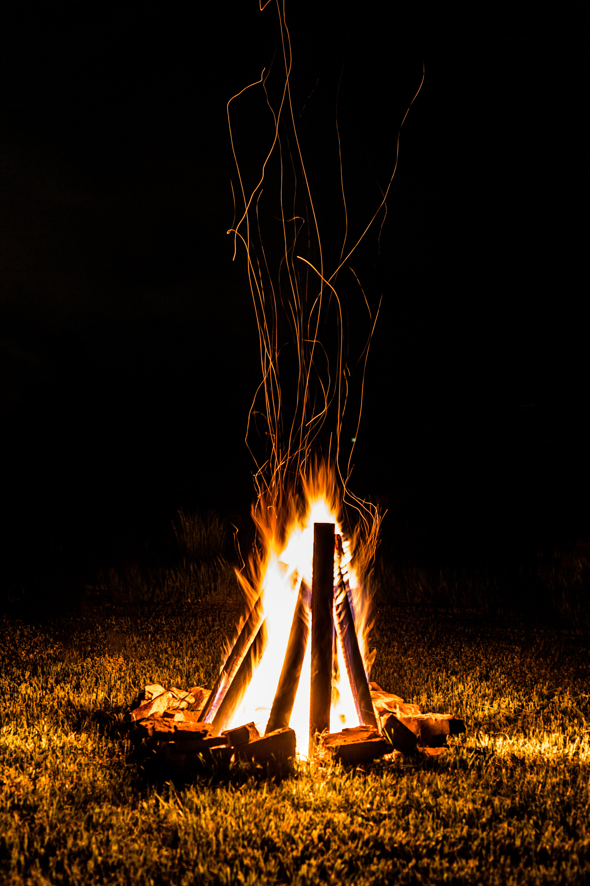 Bonfire to Start Off Summer 2016
