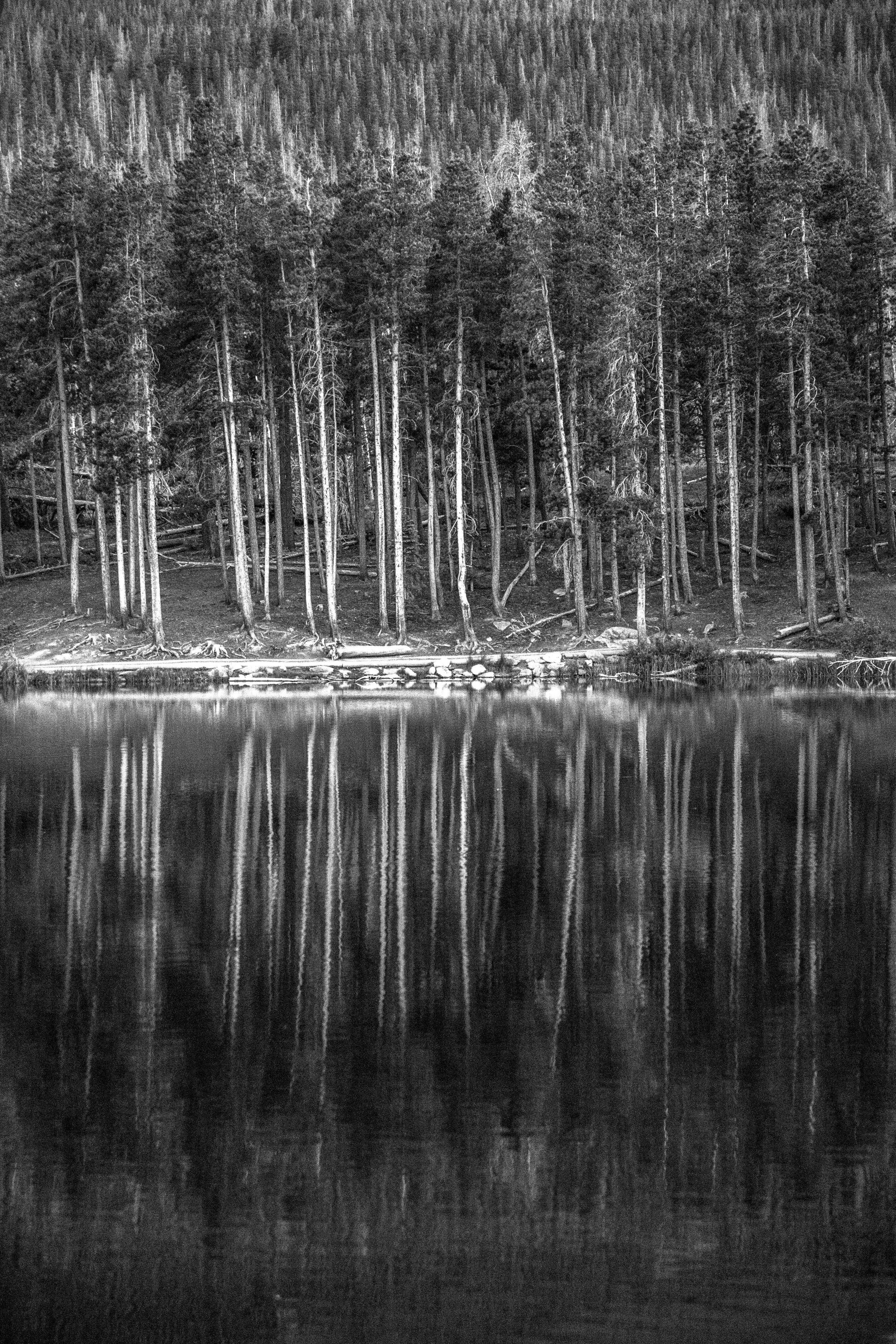RMNP Lake Reflection