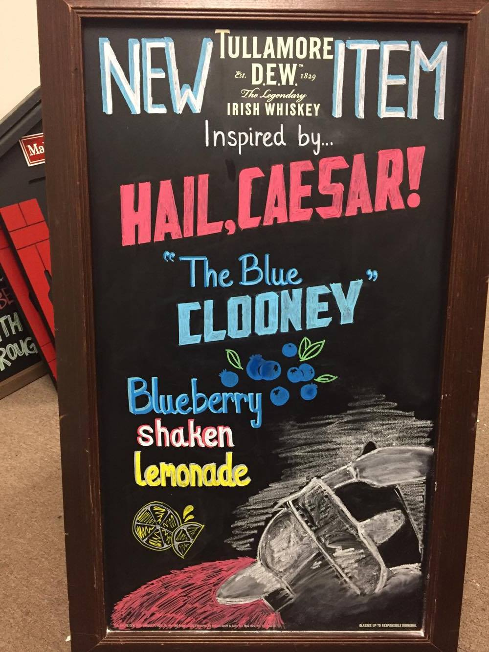 The Blue Clooney