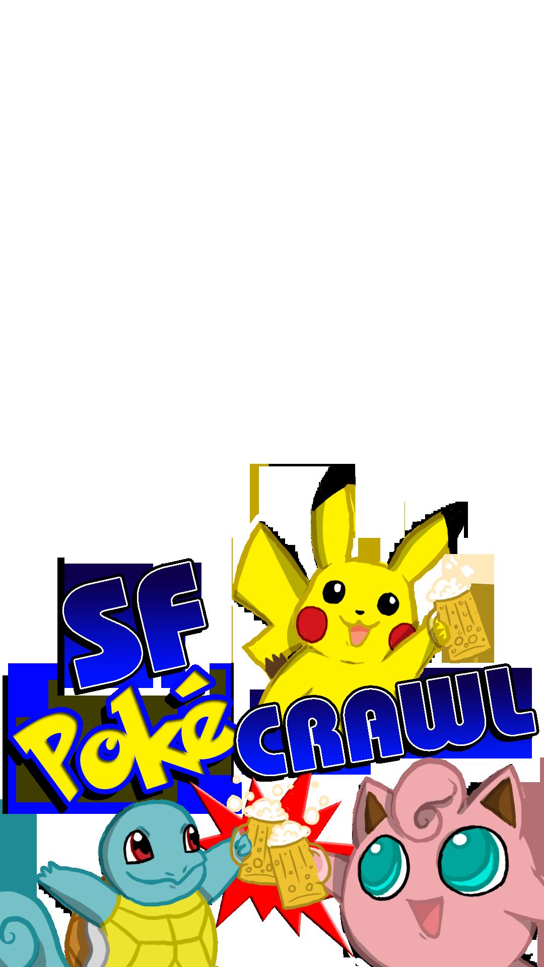 SF Pokémon Go Crawl