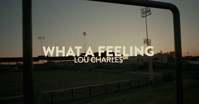 """What A Feeling"" by @loucharlestx online premiere next Monday via @centraltrack"
